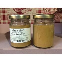 Crème d'ail piment d'espelette