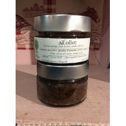Ail'olive noire