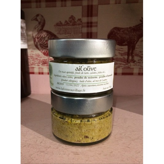 Ail'olive verte