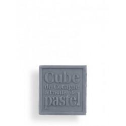 Cube de cocagne bleu de reine