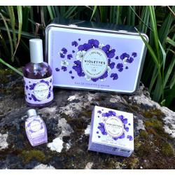 L'originale violette coffret