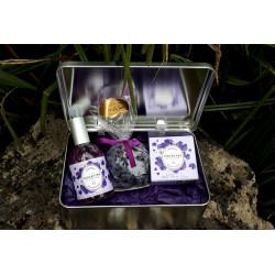 Coffret violette Gourmande